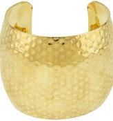 Metallic Dimpled Cuff