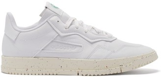 adidas Sc Premiere Faux-leather Trainers - White