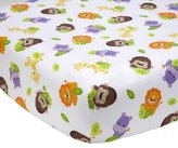 Fisher-Price Precious Planets Fitted Crib Sheet