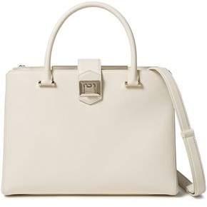 Jimmy Choo Marianne Textured Leather Shoulder Bag