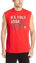 U.S. Polo Assn. Men's Americana Muscle Tee