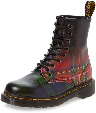 Dr. Martens 1460 Tartan Plaid Boot