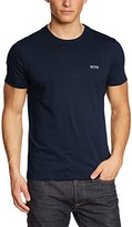 HUGO BOSS Men's T-shirt TEE 50245195 Xxl Navy Blue