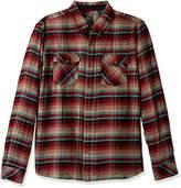 O'Neill Men's Butler Flannel Button up Shirt