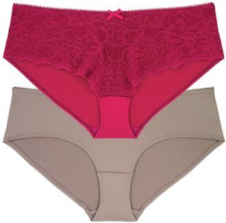 Dorina Pack of 2 Quinn Shorts