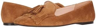 J.Crew Tassel Sumner Loafer (Black) Women's Flat Shoes