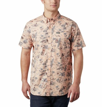 Columbia Men's Big and Tall Rapid Rivers Short Sleeve Shirt