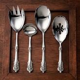 Wallace Grande Baroque Pierced Serving Spoon