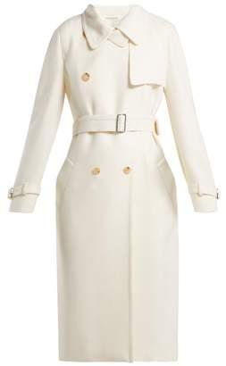Max Mara Dalia Coat - Womens - White