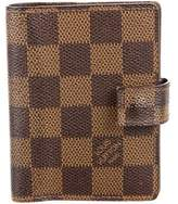 Louis Vuitton Damier Mini Agenda Cover