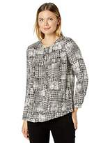Nic+Zoe Women's FINE Tune TOP