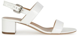 Giuseppe Zanotti Strappy Block Heel Sandals