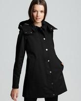 Burberry Bowpark Single Breasted Rainwear Jacket