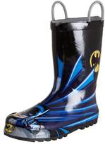 Western Chief Batman Everlasting Toddler US 7 Blue Rain Boot UK 6
