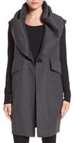 Derek Lam 10 Crosby Women's Double Face Sleeveless Coat