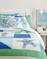 C&F Home Sea Friends Quilt Collection