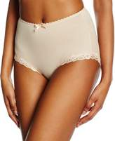 Hanro Womens Valerie Full Brief Panty