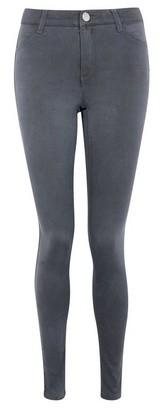 Dorothy Perkins Womens Charcoal 'Frankie' Super Soft Skinny Jeans