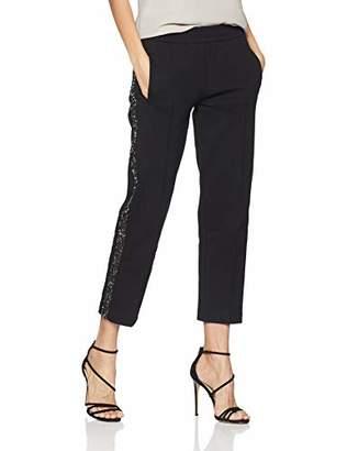 Marc O'Polo Denim Women's 940304319017 Trouser, (Black 990), (Size: X-Small)