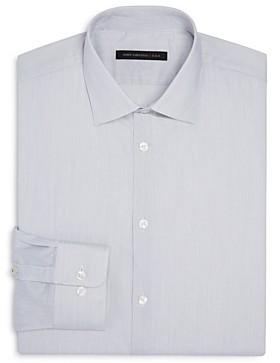 John Varvatos Micro Stripe Slim Fit Stretch Dress Shirt