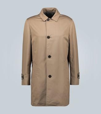 Brunello Cucinelli Reversible wool jacket