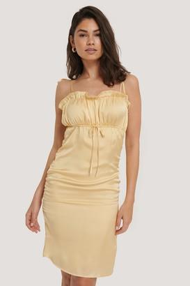 Hoss X NA-KD Drawstring Detail Dress