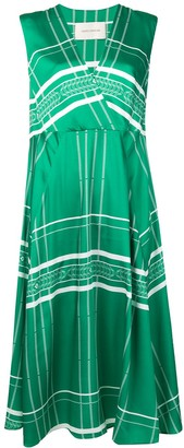 Cédric Charlier Patterned Dress