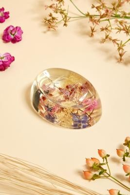 Urban Outfitters Dahlia Floral Soap Dish - Assorted ALL at