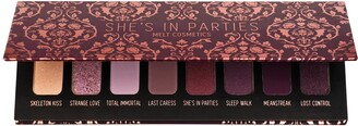 Melt Cosmetics She's In Parties Eyeshadow Palette