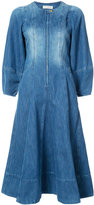 Ulla Johnson Dumas denim dress - women - Cotton - 2