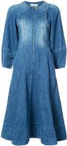 Ulla Johnson Dumas denim dress