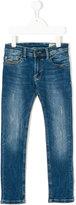 Diesel fade effect jeans