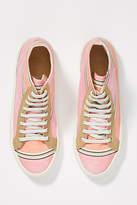 Penelope Chilvers Carnival Striped Sneakers