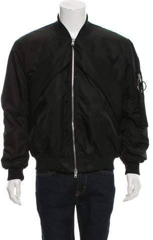 Givenchy Casual Bomber Jacket