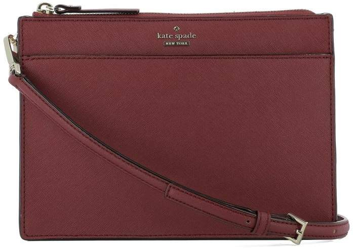 Kate Spade Red Leather Handle Bag