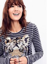 We The Free My Kinda Stripe Tiger Tee by at Free People