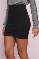 Garage Bodycon Mini Tulip Skirt