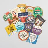 Cost Plus World Market Pub Coasters, Set of 15
