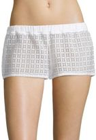 Hanro Mathilde Geometric Shorts