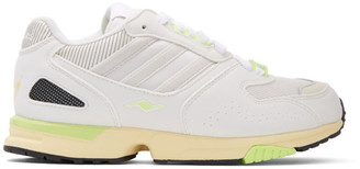 adidas Off-White ZX 4000 Sneakers