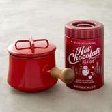 Hot Chocolate Pot & Classic Hot Chocolate Set