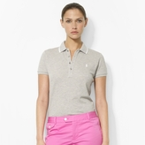 Ralph Lauren Mercerized Cotton Polo Shirt