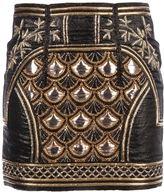 Balmain embellished miniskirt