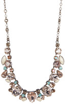 Sorrelli Multi-Stone Cluster Necklace
