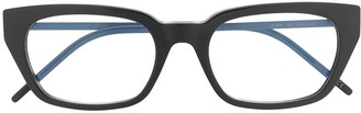 Saint Laurent Eyewear Square Frames Glasses