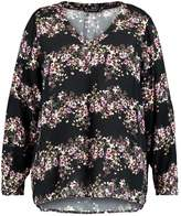 Jette Joop FLOWER Tunic black flower combo