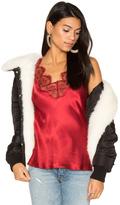 LPA Coat with Faux Fur Trim 112