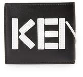 Kenzo Leather Billfold Wallet
