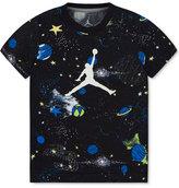 Jordan Galaxy Jump-Man Graphic-Print T-Shirt, Big Boys (8-20)