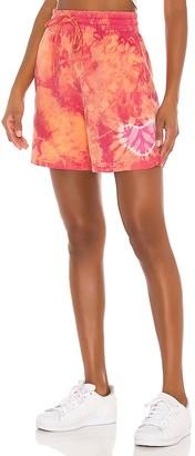 Frankie's Bikinis Burl Sweat Short